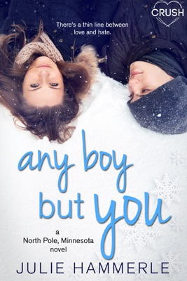 Any Boy but You - Julie Hammerle pdf download