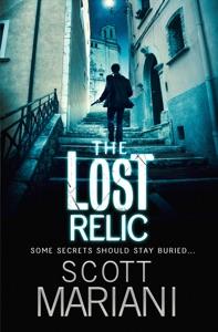 The Lost Relic - Scott Mariani pdf download