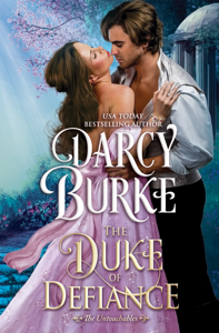 The Duke of Defiance - Darcy Burke pdf download