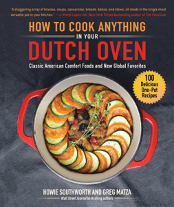 How to Cook Anything in Your Dutch Oven - Howie Southworth & Greg Matza pdf download
