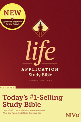 NIV Life Application Study Bible, Third Edition - Tyndale House Publishers