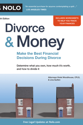 Divorce & Money - Woodhouse Attorney, CFLS, CFP & Lina Guillen Attorney