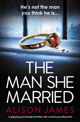 The Man She Married - Alison James pdf download
