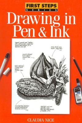 Drawing in Pen & Ink - Claudia Nice