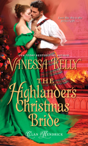 The Highlander's Christmas Bride - Vanessa Kelly pdf download