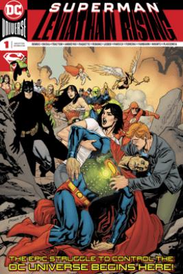 Superman: Leviathan Rising Special (2019-) #1 - Brian Michael Bendis, Greg Rucka, Matt Fraction, Marc Andreyko, Yanick Paquette, Mike Perkins, Steve Lieber & Eduardo Pansica