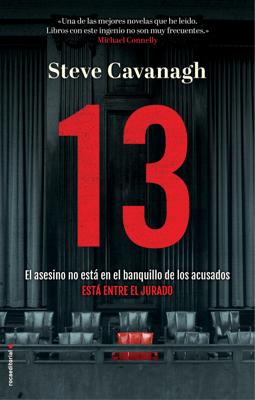 13. El asesino no está en el banquillo de los acusados, está entre el jurado - Steve Cavanagh pdf download