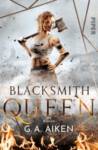 Blacksmith Queen - G.A. Aiken pdf download