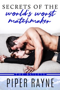 Secrets of the World's Worst Matchmaker - Piper Rayne pdf download