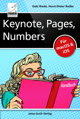 Keynote, Pages, Numbers Handbuch - Gabi Brede pdf download