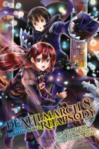 Death March to the Parallel World Rhapsody, Vol. 8 (manga) - Hiro Ainana & Ayamegumu pdf download