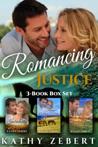 Romancing Justice - Kathy Zebert pdf download