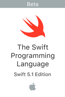 The Swift Programming Language (Swift 5.1 beta) - Apple Inc.