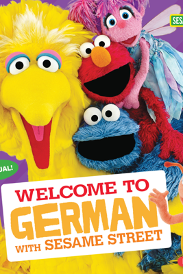 Welcome to German with Sesame Street ® - J. P. Press