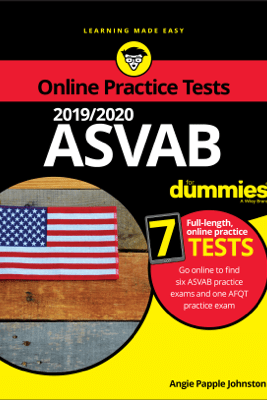 2019 / 2020 ASVAB For Dummies with Online Practice - Angie Papple Johnston