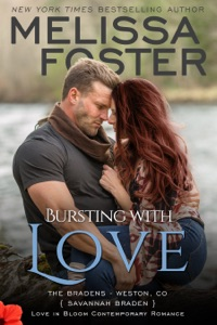Bursting with Love - Melissa Foster pdf download