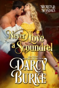 Never Love a Scoundrel - Darcy Burke pdf download