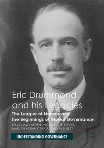 Eric Drummond and his Legacies - David MacFadyen, Michael D. V. Davies, Marilyn Norah Carr & John Burley pdf download