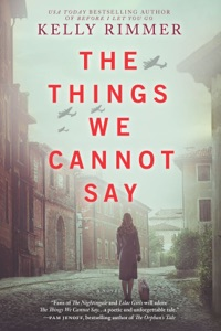The Things We Cannot Say - Kelly Rimmer pdf download