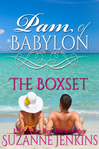 The Pam of Babylon Boxed Set - Suzanne Jenkins pdf download