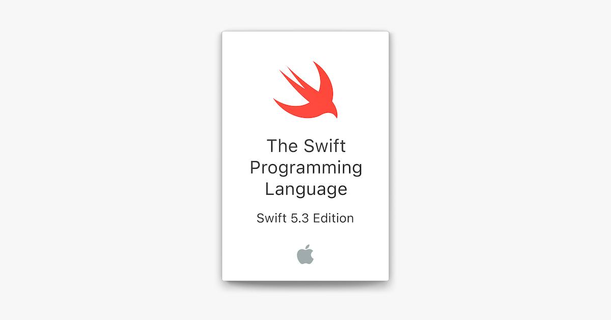 The Swift Programming Language (Swift 5.3) en Apple Books