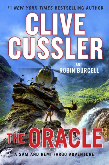 The Oracle by Clive Cussler & Robin Burcell pdf download