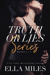 Truth or Lies Series: Books 4-6 - Ella Miles pdf download