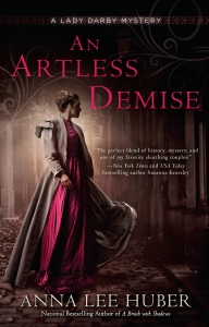 An Artless Demise - Anna Lee Huber pdf download