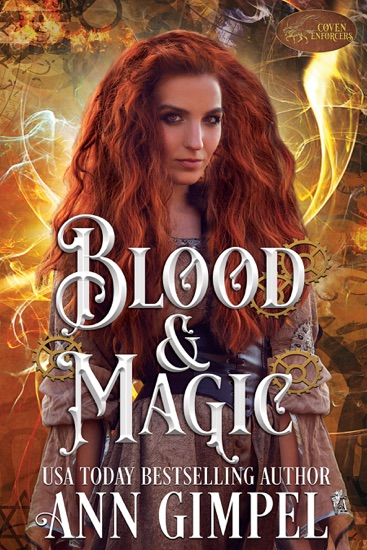 Blood and Magic by Ann Gimpel PDF Download