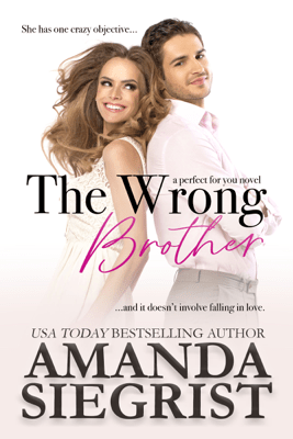 The Wrong Brother - Amanda Siegrist pdf download