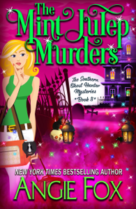 The Mint Julep Murders - Angie Fox pdf download