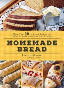 Homemade Bread - Linda Andersson pdf download