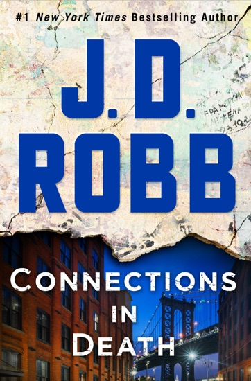 Connections in Death by J. D. Robb pdf download