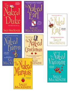 The Naked Earl, The Naked Gentleman, The Naked Marquis, The Naked Baron, The Naked Duke, The Naked Viscount, The Naked King - Sally MacKenzie pdf download