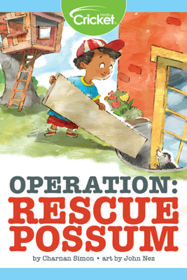 Operation: Rescue Possum - Charnan Simon