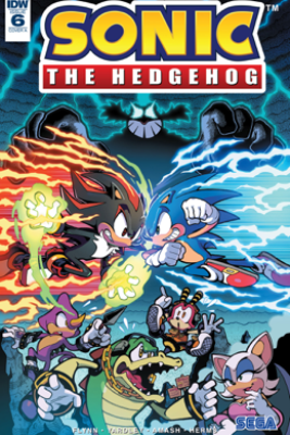 Sonic the Hedgehog #6 - Ian Flynn & Tracy Yardley