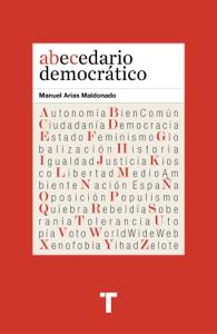 Abecedario democrático - Manuel Arias Maldonado pdf download