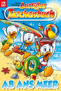 Lustiges Taschenbuch Nr. 547 - Walt Disney pdf download