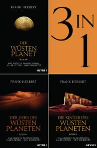 Der Wüstenplanet Band 1-3: Der Wüstenplanet / Der Herr des Wüstenplaneten / Die Kinder des Wüstenplaneten (3in1-Bundle) - Frank Herbert pdf download