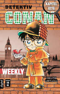Detektiv Conan Weekly Kapitel 1076 - Gosho Aoyama pdf download