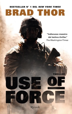 Use of force - Brad Thor pdf download