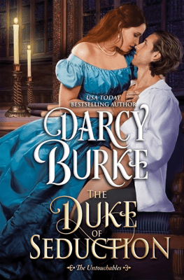 The Duke of Seduction - Darcy Burke pdf download