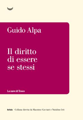 Il diritto di essere se stessi - Guido Alpa pdf download