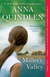Miller's Valley - Anna Quindlen pdf download