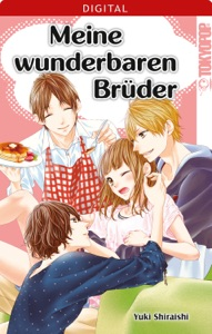 Meine wunderbaren Brüder - Yuki Shiraishi pdf download