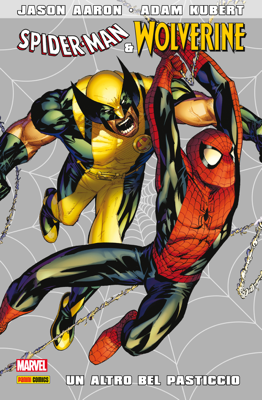 Spider-Man e Wolverine (Marvel Collection) - Jason Aaron & Adam Kubert pdf download