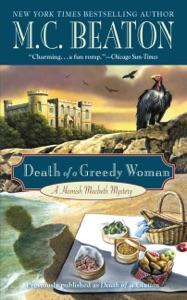 Death of a Greedy Woman - M.C. Beaton pdf download