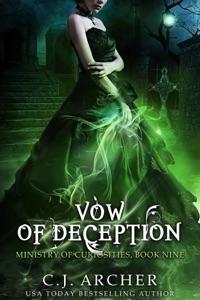 Vow of Deception - C.J. Archer pdf download