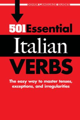 501 Essential Italian Verbs - Loredana Anderson-Tirro