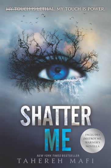 Shatter Me by Tahereh Mafi PDF Download